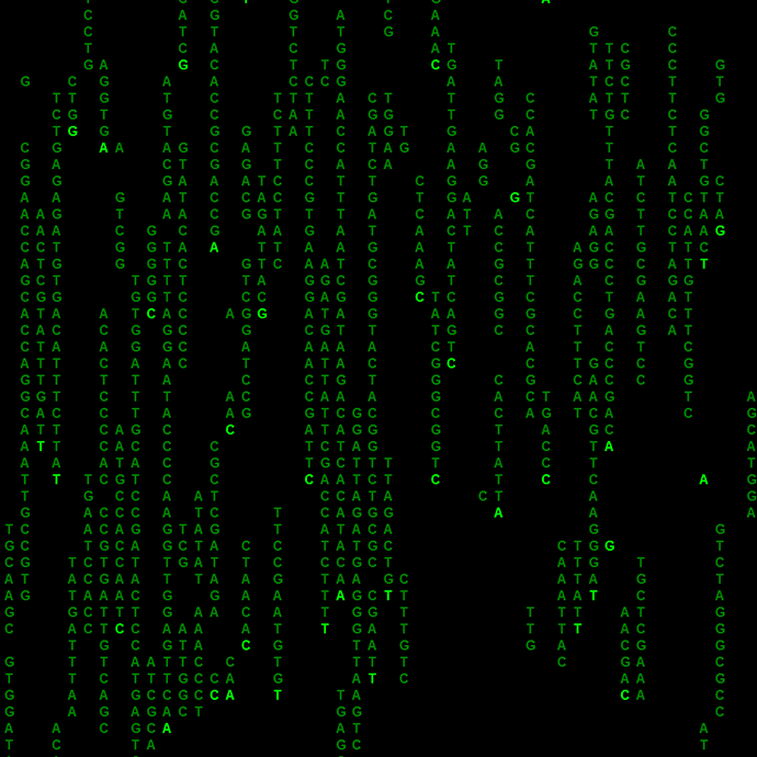 matrix-screensaver